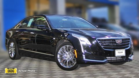 New 2017 Cadillac CT6 Sedan Premium Luxury AWD