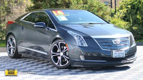 Pre-Owned 2016 Cadillac ELR Base