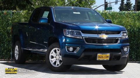 "New 2019 Chevrolet<br /><span class=""vdp-trim"">Colorado 4WD LT 4WD Crew Cab Pickup</span>"