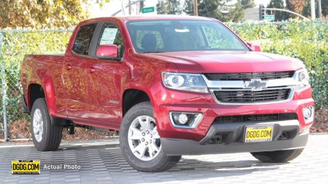 "New 2020 Chevrolet<br /><span class=""vdp-trim"">Colorado 4WD LT 4WD Crew Cab Pickup</span>"