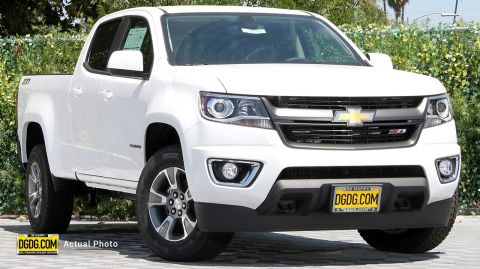 "New 2019 Chevrolet<br /><span class=""vdp-trim"">Colorado 4WD Z71 4WD Crew Cab Pickup</span>"