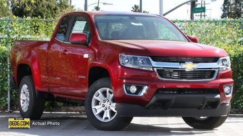"New 2019 Chevrolet<br /><span class=""vdp-trim"">Colorado 4WD LT 4WD Extended Cab Pickup</span>"