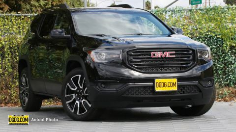 "New 2019 GMC<br /><span class=""vdp-trim"">Acadia SLT-1 FWD 4D Sport Utility</span>"