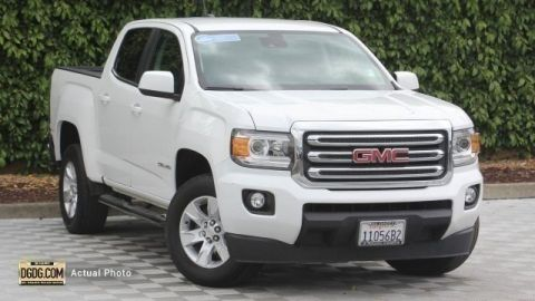 Pre-Owned 2016 GMC CANYON N 3