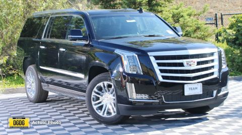 "New 2019 Cadillac<br /><span class=""vdp-trim"">Escalade ESV Base Livery Package RWD Sport Utility</span>"