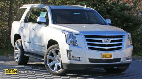 "New 2019 Cadillac<br /><span class=""vdp-trim"">Escalade Premium Luxury 4WD Sport Utility</span>"