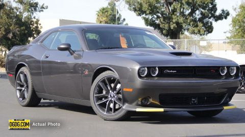 "New 2019 Dodge<br /><span class=""vdp-trim"">Challenger R/T Scat Pack RWD 2dr Car</span>"