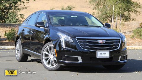 New 2019 Cadillac XTS Livery Package