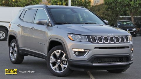 "New 2020 Jeep<br /><span class=""vdp-trim"">Compass Limited 4WD Sport Utility</span>"