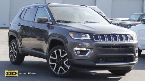 "New 2019 Jeep<br /><span class=""vdp-trim"">Compass Limited 4WD Sport Utility</span>"