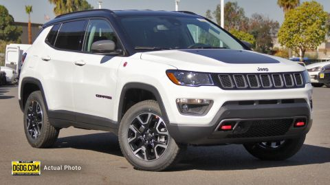 "New 2020 Jeep<br /><span class=""vdp-trim"">Compass Trailhawk 4WD Sport Utility</span>"