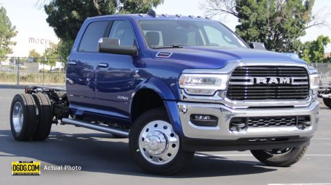 "New 2019 Ram<br /><span class=""vdp-trim"">5500 Chassis Cab SLT 4WD Crew Cab Chassis-Cab</span>"