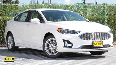 "New 2019 Ford<br /><span class=""vdp-trim"">Fusion Energi Titanium FWD 4D Sedan</span>"