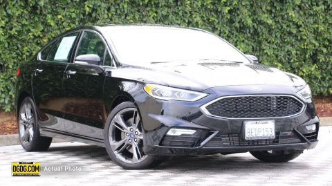 "Pre-Owned 2018 Ford<br /><span class=""vdp-trim"">Fusion Sport AWD 4dr Car</span>"