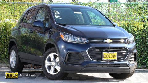 "New 2019 Chevrolet<br /><span class=""vdp-trim"">Trax LS FWD Sport Utility</span>"