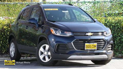 "New 2019 Chevrolet<br /><span class=""vdp-trim"">Trax LT FWD Sport Utility</span>"