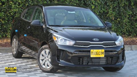 "New 2019 Kia<br /><span class=""vdp-trim"">Rio S FWD 4dr Car</span>"