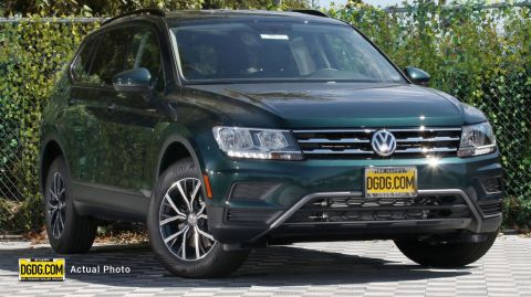 "New 2019 Volkswagen<br /><span class=""vdp-trim"">Tiguan SE FWD Sport Utility</span>"