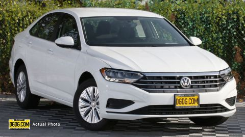 "New 2019 Volkswagen<br /><span class=""vdp-trim"">Jetta S FWD 4dr Car</span>"