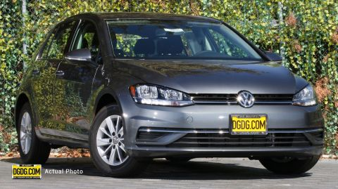 "New 2019 Volkswagen<br /><span class=""vdp-trim"">Golf S FWD Hatchback</span>"