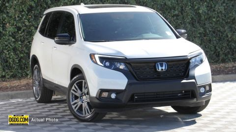 Pre-Owned 2019 Honda Passport EX-L