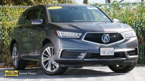 "Pre-Owned 2017 Acura<br /><span class=""vdp-trim"">MDX 3.5L FWD 4D Sport Utility</span>"