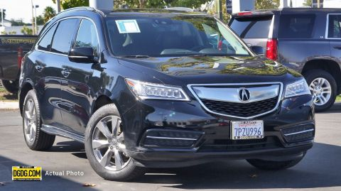 "Pre-Owned 2016 Acura<br /><span class=""vdp-trim"">MDX 3.5L AWD Sport Utility</span>"