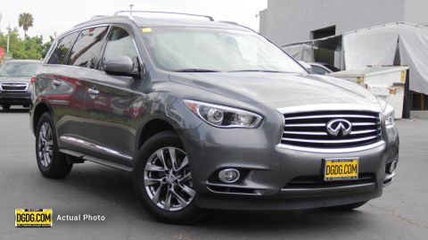 "Pre-Owned 2015 INFINITI<br /><span class=""vdp-trim"">QX60 Base AWD Sport Utility</span>"
