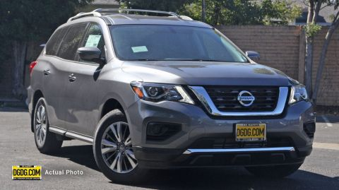 "New 2019 Nissan<br /><span class=""vdp-trim"">Pathfinder S FWD Sport Utility</span>"