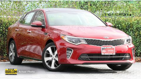 Certified Pre-Owned 2018 Kia Optima SX