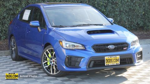 New 2020 Subaru WRX STi Limited
