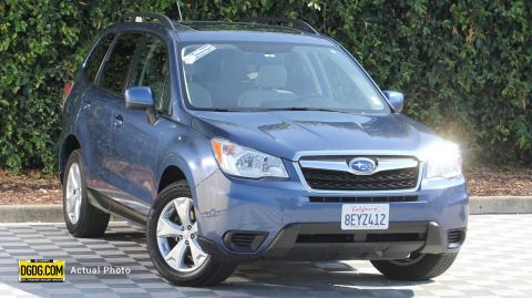 Certified Pre-Owned 2014 Subaru Forester 2.5i Premium