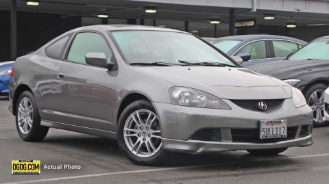 Pre-Owned 2006 Acura RSX