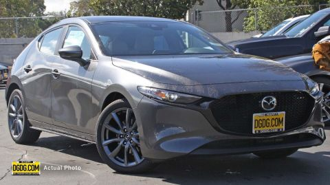 "New 2019 Mazda<br /><span class=""vdp-trim"">Mazda3 Hatchback Base AWD Hatchback</span>"