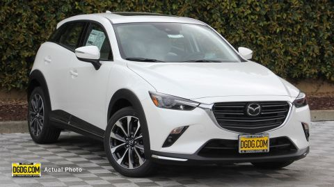 "New 2019 Mazda<br /><span class=""vdp-trim"">CX-3 Grand Touring FWD Sport Utility</span>"