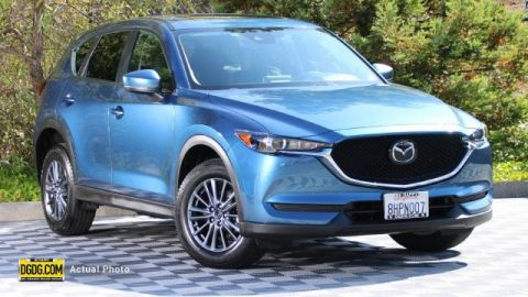 "Certified Pre-Owned 2019 Mazda<br /><span class=""vdp-trim"">CX-5 Touring FWD Sport Utility</span>"