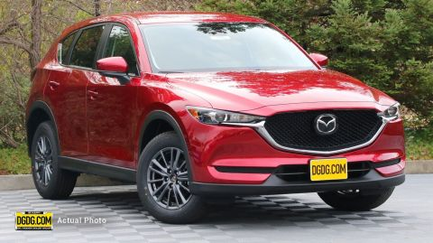 "New 2020 Mazda<br /><span class=""vdp-trim"">CX-5 Touring FWD Sport Utility</span>"