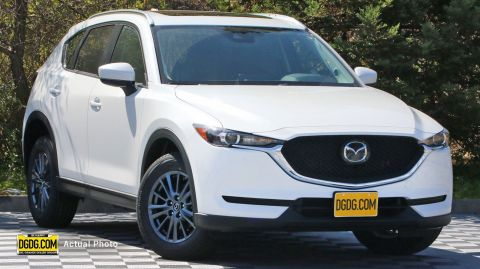 "New 2019 Mazda<br /><span class=""vdp-trim"">CX-5 Touring FWD Sport Utility</span>"