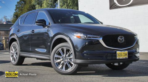 "New 2019 Mazda<br /><span class=""vdp-trim"">CX-5 Signature AWD Sport Utility</span>"