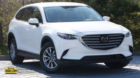 "Certified Pre-Owned 2018 Mazda<br /><span class=""vdp-trim"">CX-9 Touring FWD Sport Utility</span>"
