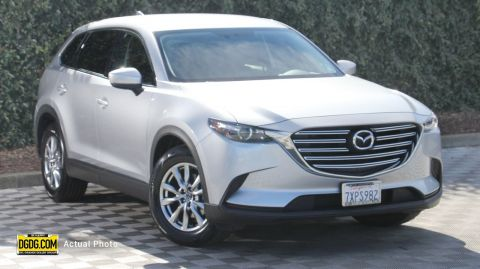 "Certified Pre-Owned 2016 Mazda<br /><span class=""vdp-trim"">CX-9 Touring FWD Sport Utility</span>"