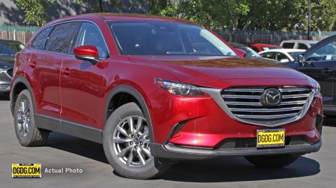 "New 2019 Mazda<br /><span class=""vdp-trim"">CX-9 Touring FWD Sport Utility</span>"