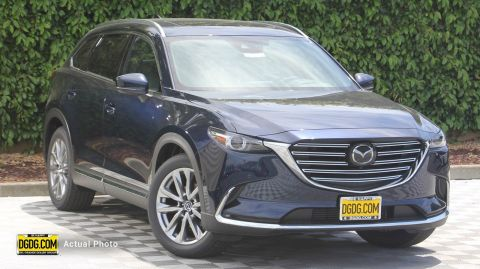 "New 2019 Mazda<br /><span class=""vdp-trim"">CX-9 Grand Touring FWD Sport Utility</span>"