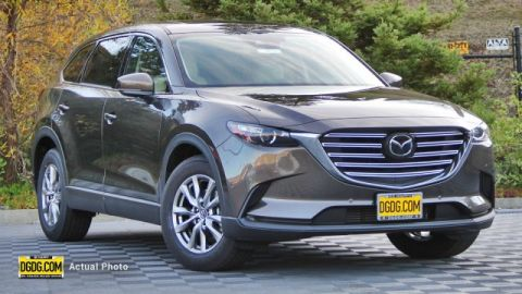 "New 2019 Mazda<br /><span class=""vdp-trim"">CX-9 Touring AWD Sport Utility</span>"