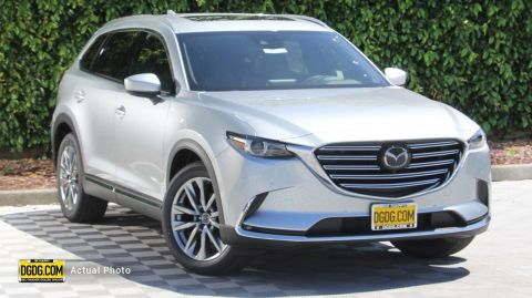"New 2019 Mazda<br /><span class=""vdp-trim"">CX-9 Grand Touring AWD Sport Utility</span>"