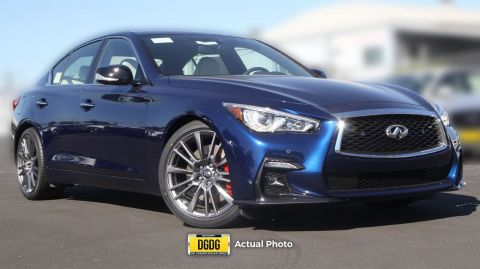 "New 2019 INFINITI<br /><span class=""vdp-trim"">Q50 RED SPORT 400 RWD 4dr Car</span>"