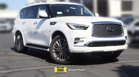 New 2018 INFINITI QX80 AWD