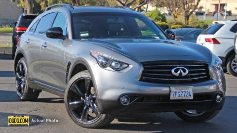 "Pre-Owned 2016 INFINITI<br /><span class=""vdp-trim"">QX70 Base RWD 4D Sport Utility</span>"