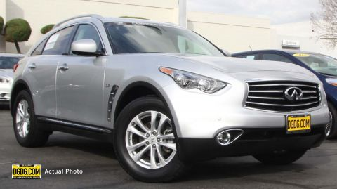 Certified Pre-Owned 2016 INFINITI QX70