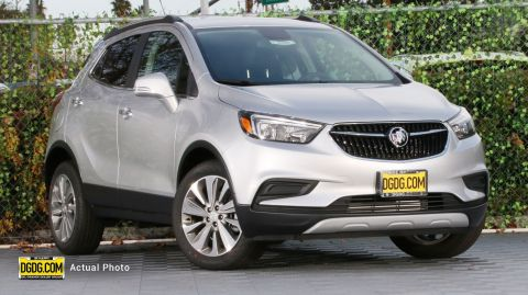 "New 2019 Buick<br /><span class=""vdp-trim"">Encore Preferred FWD 4D Sport Utility</span>"